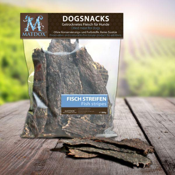 Hundesnack BIG-PACK Fisch Streifen