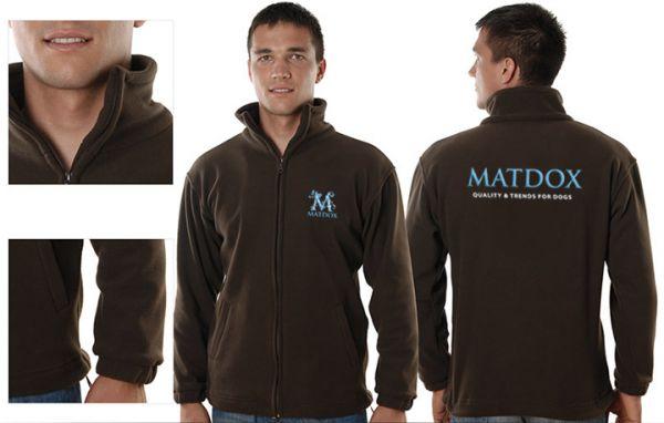 MATDOX Fleece-Jacke für Ihn