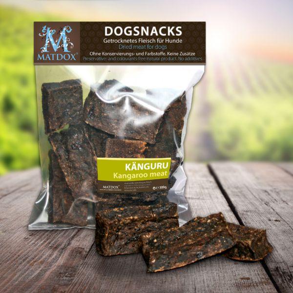 Hundesnack BIG-PACK Känguru Magerfleisch