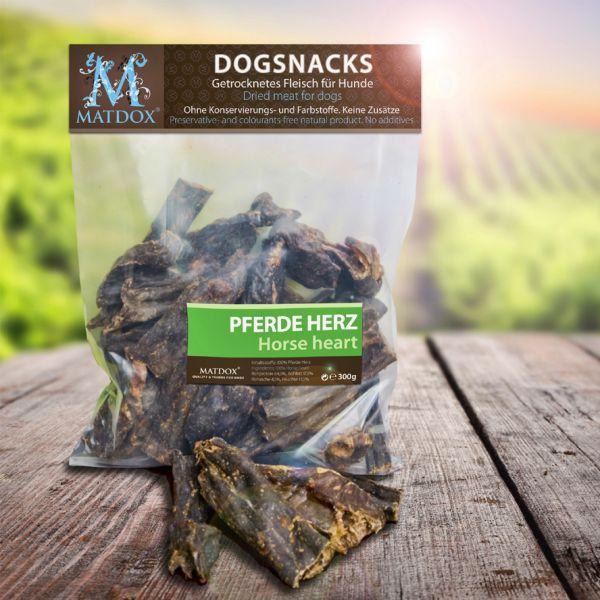 Hundesnack BIG-PACK Pferde Herz