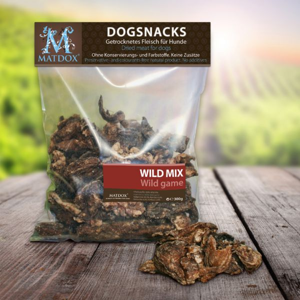 Hundesnack BIG-PACK Wild-Mix