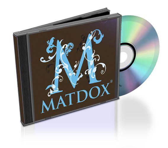 MATDOX CD mit allen Produktbildern