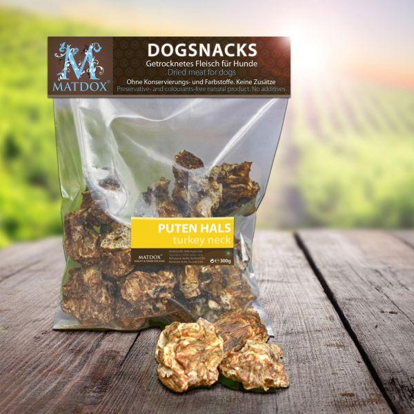 Hundesnack BIG-PACK Puten Hals