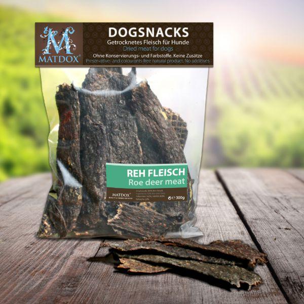Hundesnack BIG-PACK Rehfleisch