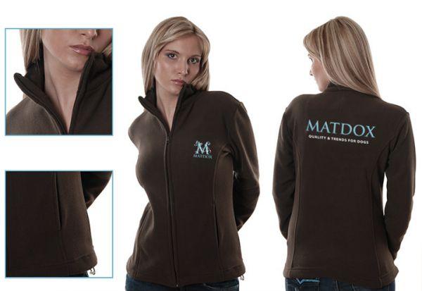 MATDOX Fleece-Jacke für Sie
