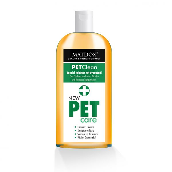 Pet Clean Orangenreiniger 500ml