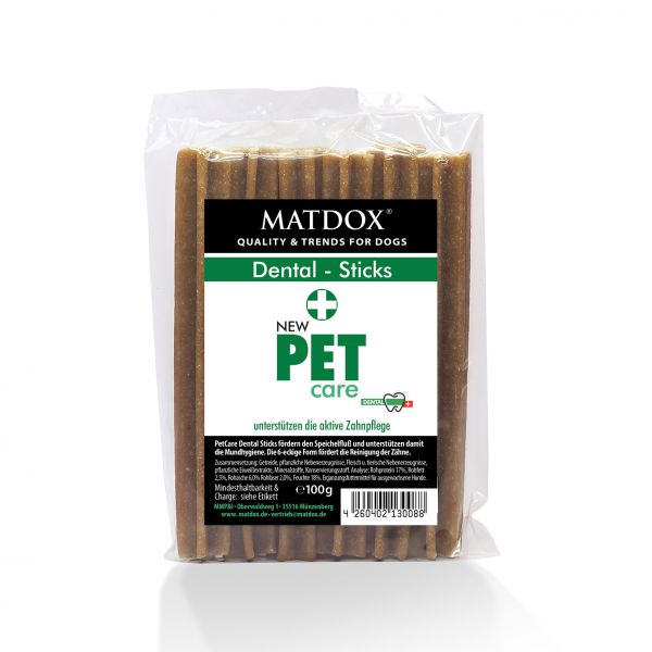 Dental Sticks 100g