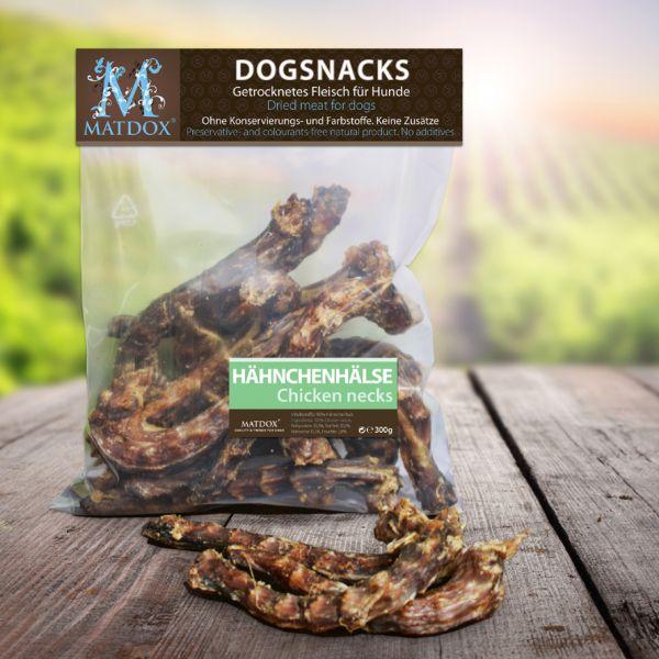 Hundesnack BIG-PACK Hähnchenhälse