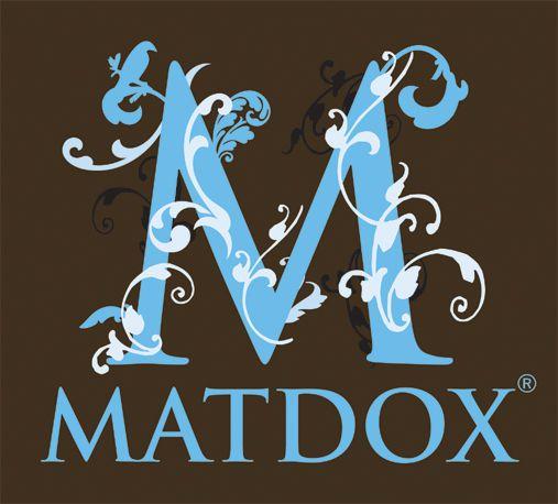 Aufkleber MATDOX 13x12cm